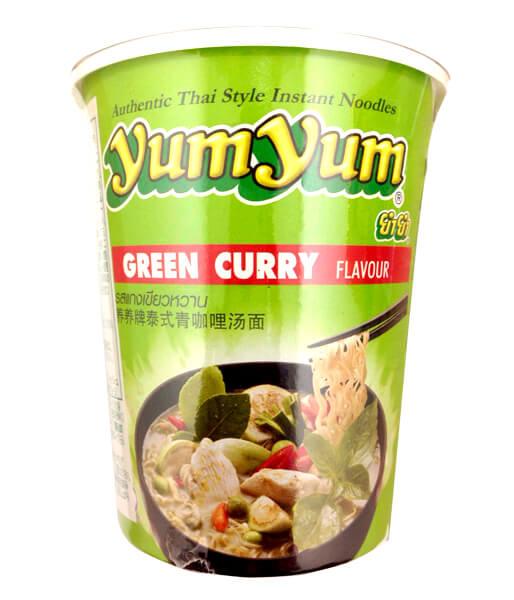 ヤムヤムカップ グリーンカレー味(70g)