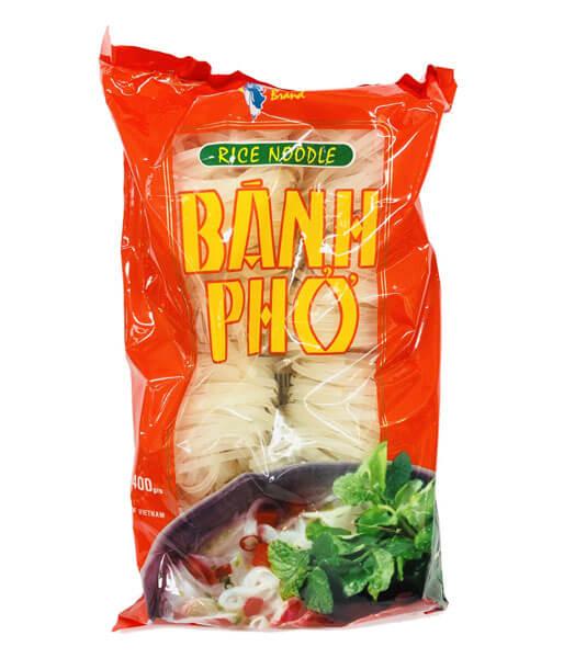 Banh Pho ライスヌードル (4mm) 400g