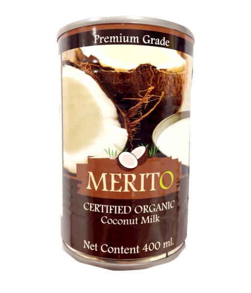 有機ココナッツミルク(400ml)