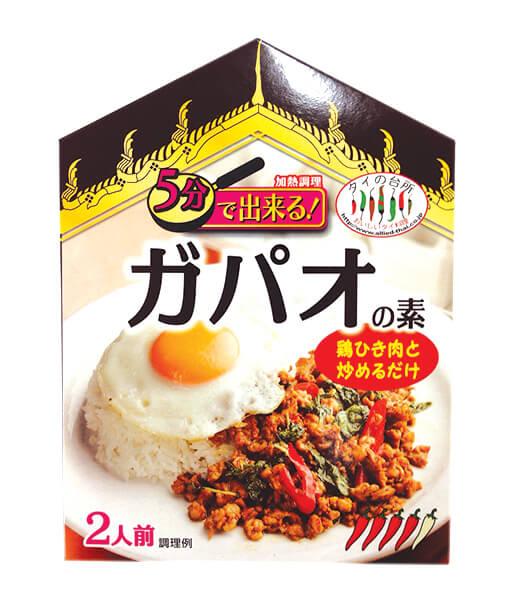 タイの台所 ガパオの素 70g