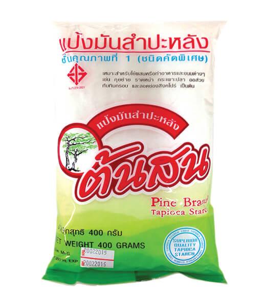 Tonson タピオカ粉(400g)