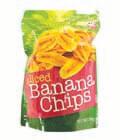 バナナ チップス(80g)
