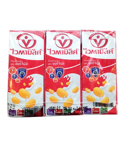 豆乳(250mlx6pc)