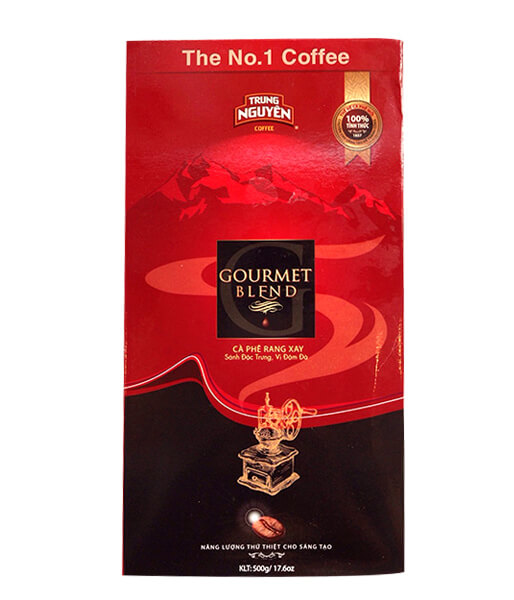 レギュラーコーヒー(500g)