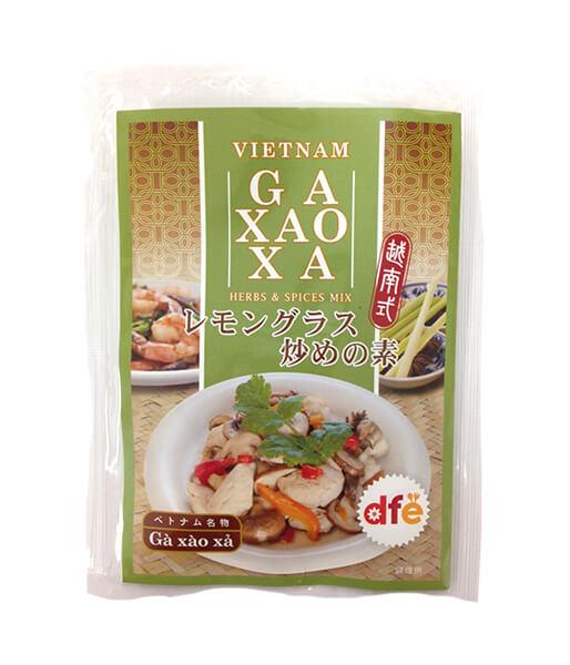 DFE レモングラス炒めの素 (ベトナム)44g