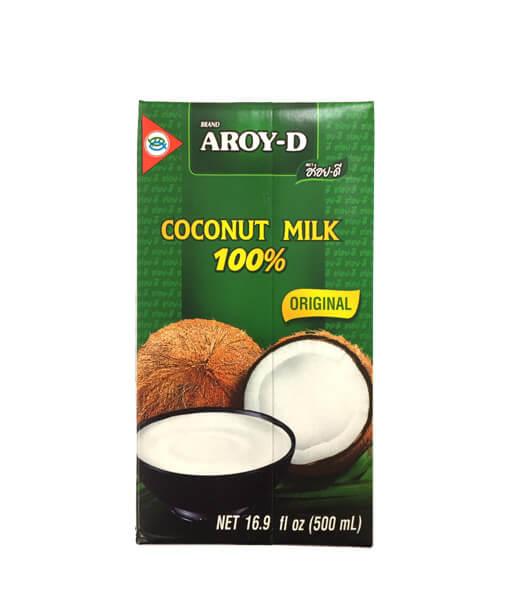 アロイディー ココナッツミルク(紙パック)(500ml)